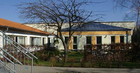 """Einrichtung Tagesförderstätte """"Birkenhof"""" für Menschen mit Behinderung"""