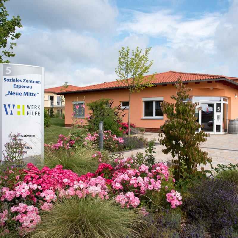 Beratungsstelle des Sozialen Zentrum Espenau der Werk-Hilfe