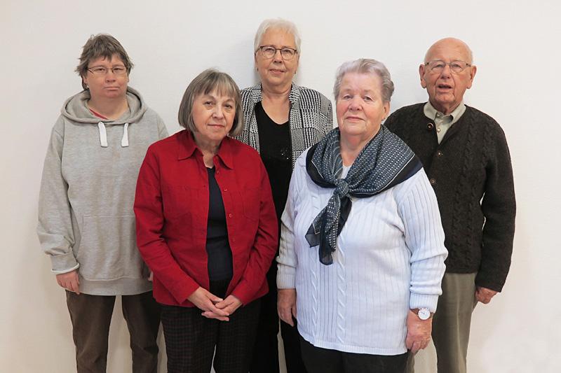 Bewohnerbeirat Betreutes Wohnen Soziales Zentrum Calden
