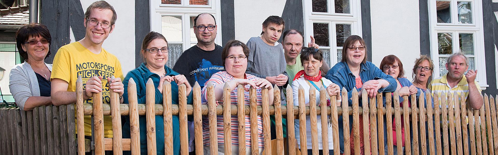 Wohnhaus Heckershausen der Werk-Hilfe