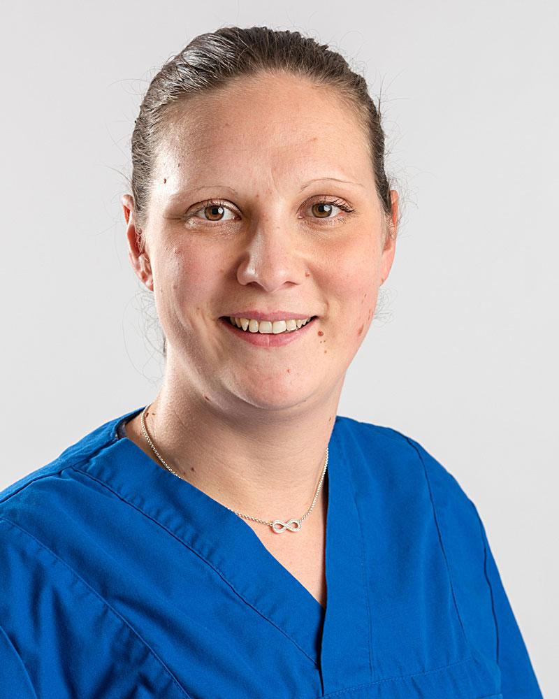 Lisa Schörner Leitung Pflegedienst Espenau
